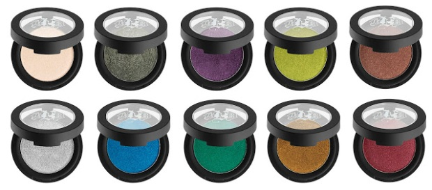 KatVonD- Metal Crush Collection